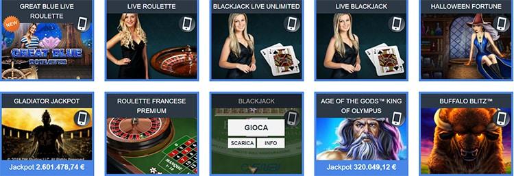 come_sbloccare_bonus_benvenuto_snai_casino