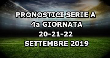 pronostici-serie-a-4a-giornata-2019