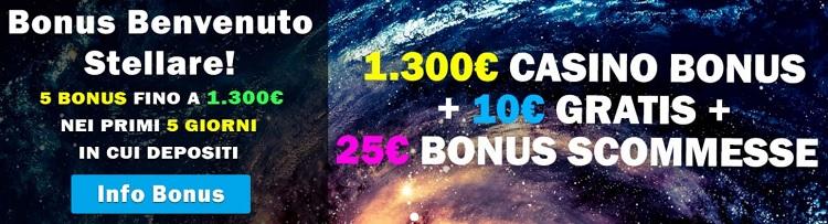 betnero-casino-bonus-benvenuto
