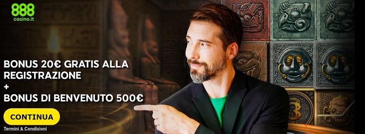 888casino-bonus-benvenuto