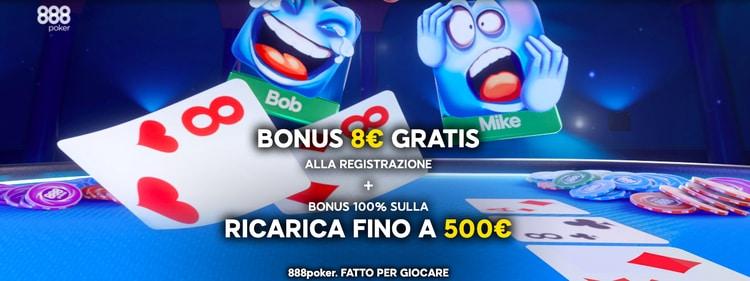 888poker-bonus-benvenuto