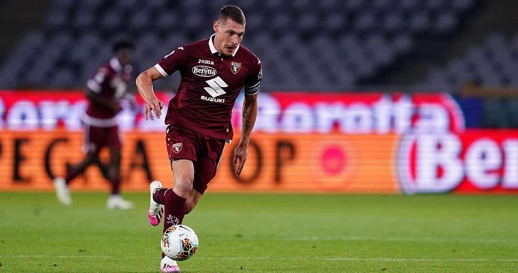 Il capitano del Torino Andrea Belotti