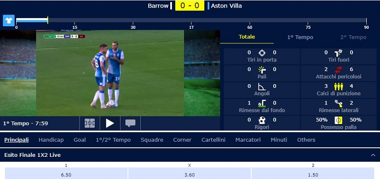 william hill streaming