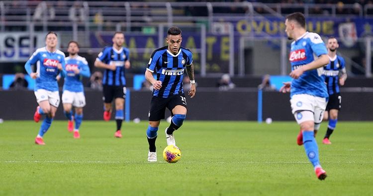 L'attaccante dell'Inter Lautaro Martinez